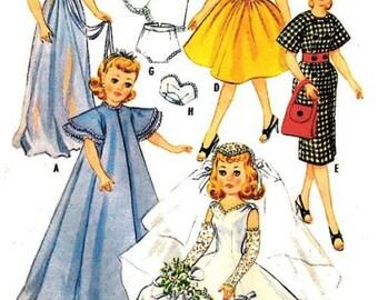 """Hi Heel Doll Wardrobe for 18"""" Doll."""