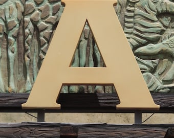 The Letter A (Walt Disney World) Alphabet Photography Letter Art Print 4 x 6