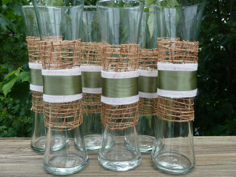 2 beautiful bud vases wedding home idea 6 medium sized bud vases for wedding by mtominspirations reviewsmspy