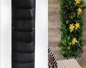 Pocket Hanging Vertical Garden Wall Planter, indoor/outdoor, Easy Garden
