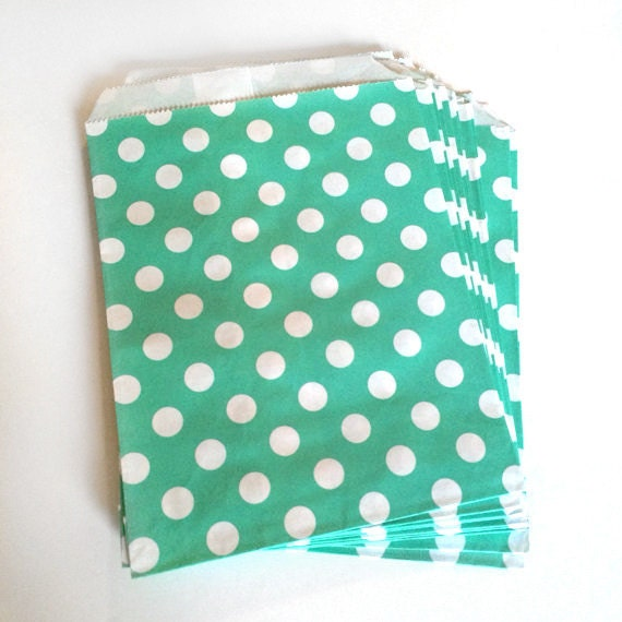Wedding Favor Bags Paper : paper bags - treat bag - wedding favor bags - flat paper bag - gift ...
