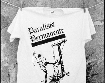 "PARALISIS PERMANENTE ""Nacidos para Dominar"""