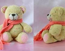 Crochet Pattern - My Krissie Bear