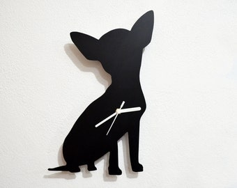 Chihuahua Dog - Wall Clock