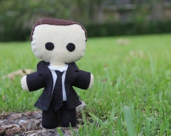 Agent Coulson Doll