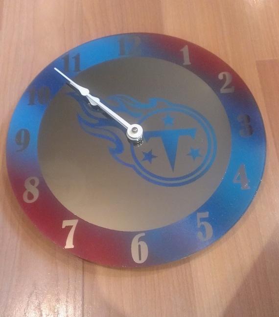 All Titan Hand Clocks