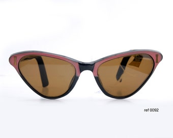 50's Cat eyes dead stock sunglasses (Stock new of time(period).