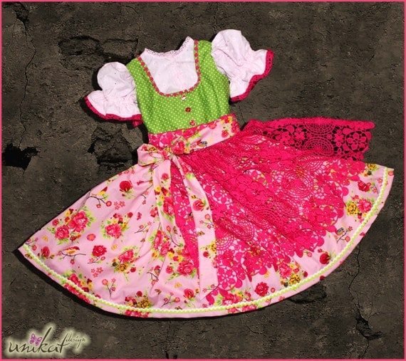 Children's Dirndl Gr. 92