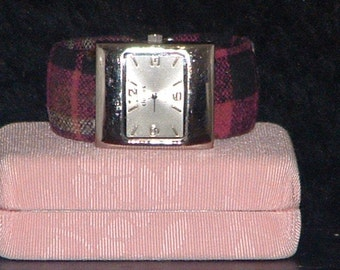 Ladies Claire's by Accutime Fashion Watch