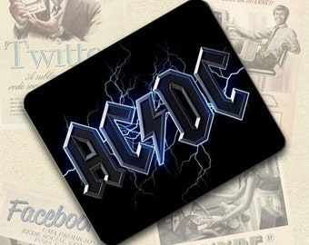 ACDC Mousepad Mouse Pad Great Gift Idea LMP704