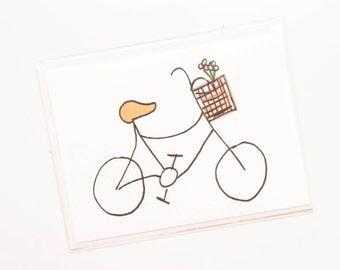 Handmade Bike Card