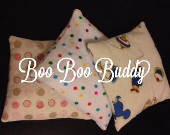 Boo Boo Buddy Microwaveable Rice Bag