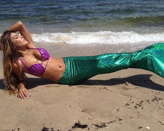 Mermaid Tail - Hipster™Tail- that you can swim and walk in •  Top-quality Mermaid Tails