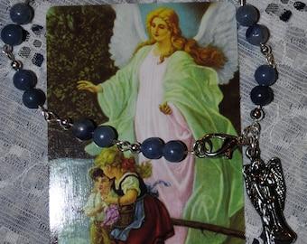 Aventurine Angel Bracelet
