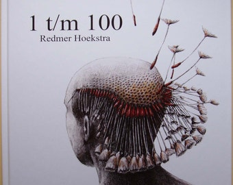 Book Drawings 1 till 100 by Redmer Hoekstra