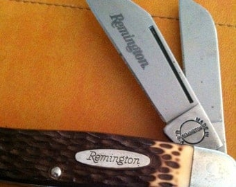 Vintage Remington double end jack knife