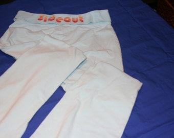 Vintage Sideout Yoga Pants
