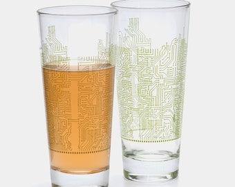 2 pk Njoy: Circuit Glasses