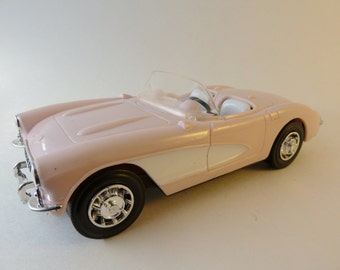 Golden Classic Friction Powered Car