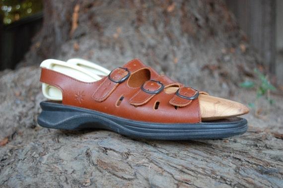Wonderful Womens Clarks Springer Sandals Size ; 6 Wine U2022 U00a316.50 - PicClick UK