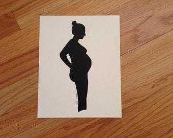 Silhouette - Pregnancy Profile