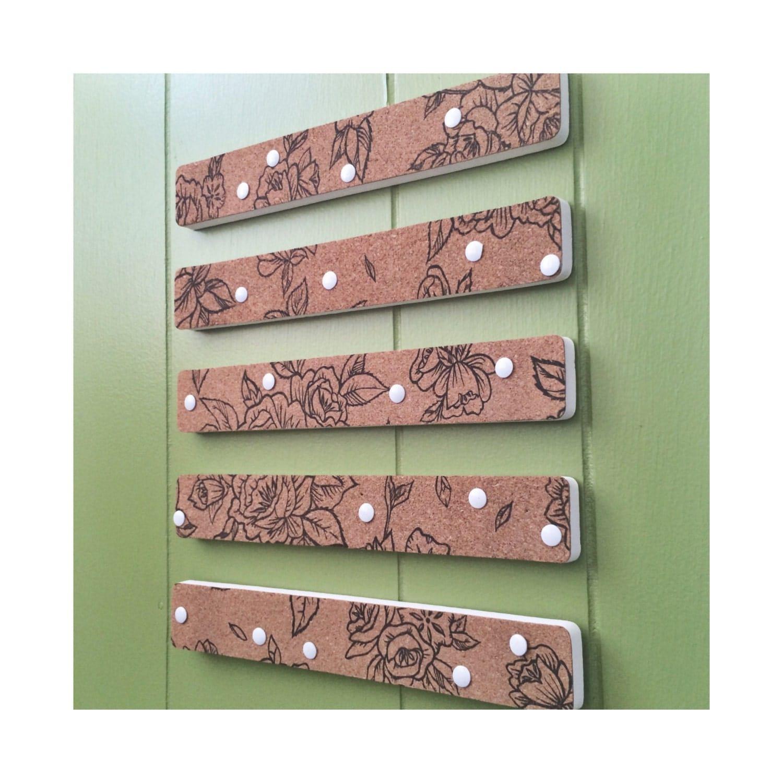 Decorative Bulletin Board Message Board Center Cork Strips