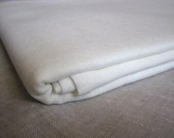 "Linen Flat Sheet 100% Pure Natural Flax White or Oatmeal European Bedding 87""x102"""