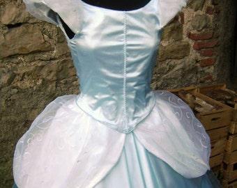 Cinderella ball gown Disney princess
