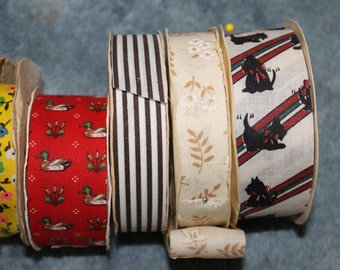 Supplies, 5 Rolls of Trim Edging All Sorts of Decoration, Fabric Edging, Sewing projects, Arts and Crafts, Cloth, Clothing