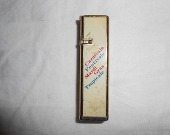 Mardi Gras Butane Lighter