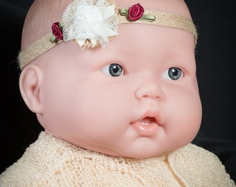 Newborn - infant headband