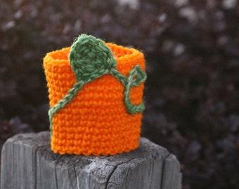 Pumpkin Cup Cozy