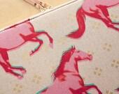 Laptop Case - Custom Size - Wild Horses