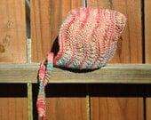 Woodland Sprite infant/toddler bonnet