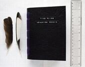 Time Flies Memories Remain - Travel Journal - 4.5 x 6 inch A6 - Mixed Paper Journal