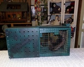 GAG Gift called a Mongoose Cage...Handmade for any part of the house~!