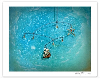Seafarer Series Limited Edition - Treasure Hunter - Signed 8x10 Matte Print (5/10)