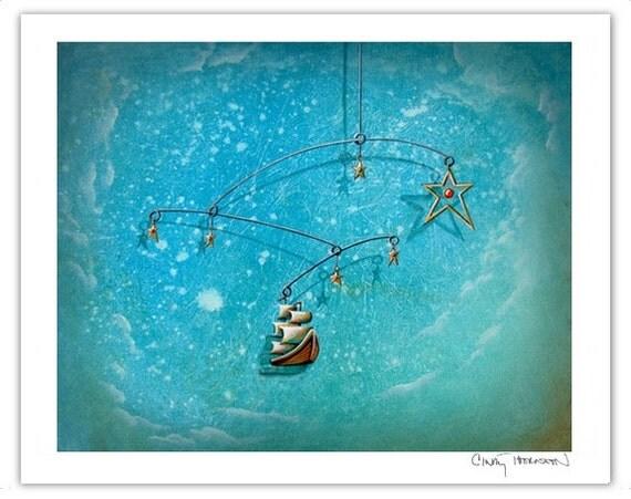 Seafarer Series Limited Edition - Treasure Hunter - Signed 8x10 Matte Print (5/10)