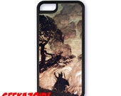 Rhinegold and the Valkyrie Cell Phone Case for iPhone and Samsung Galaxy