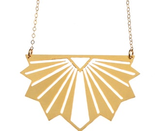 SALE 35% OFF:Midnight Star Gold Necklace