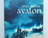 Avalon, Anya Seton, 1965, novel , historical fiction, England