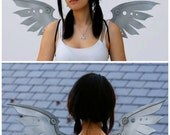 Steampunk mechanical wings - for Parties, Balls, Galas, Cosplay, Conventions etc.