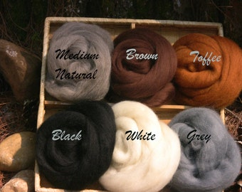 Corriedale   Pallette,  Wool Roving,