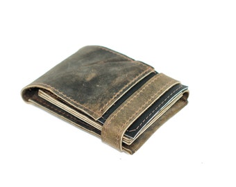 Leather Smartphone Case and Card Wallet - Android/Apple Pop Up Case Wallet