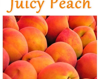Shea Mango Lip Butter-Juicy Peach