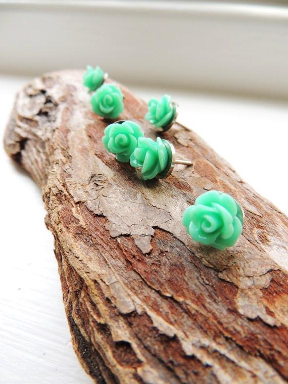Decorative Flower Thumbtacks Push Pins