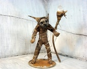 Twarc Elf - OOAK Art Doll