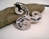 The Sun, The Moon, and The Truth Necklace