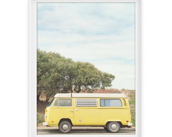 San Francisco 1 (Bus) // Fine Art Giclée Print // Photography