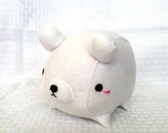 Baby Polar Bear Plush